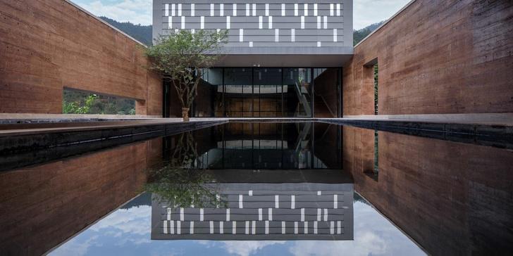 Новый музей искусств в Китае по проекту DL Atelier фото [2]