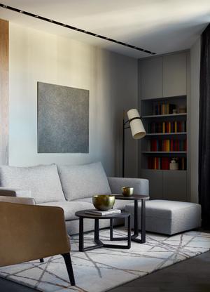 Брутальная квартира 78 м² с элементами минимализма (фото 5.1)