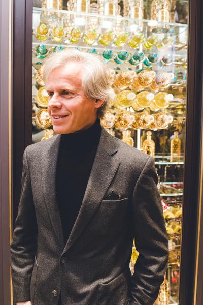 В ЦУМе открылся бутик Guerlain Parfumeur (галерея 3, фото 2)