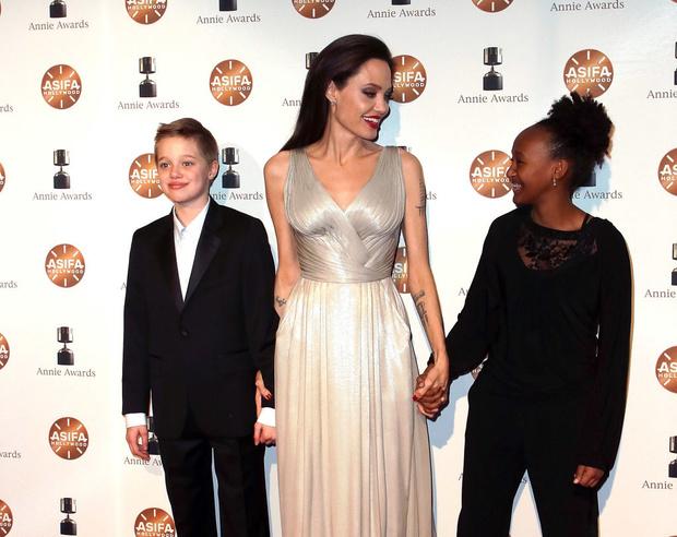 Почему Анджелина Джоли не пришла на «Оскар»? (фото 8)