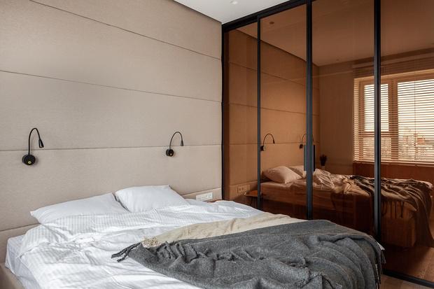 Квартира 44 м² для успешного бизнесмена от студии MAST (фото 18)