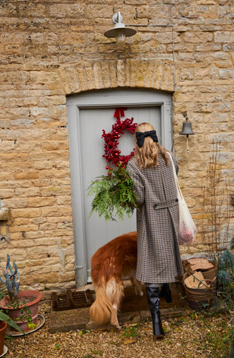 Рождество с блогером и инфлюенсером Амандой Брукс (фото 2.1)
