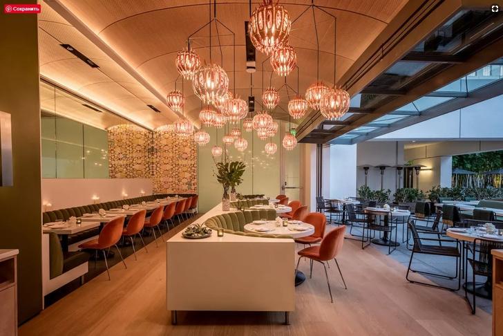 Ресторан Audrey при Музее Хаммера (фото 0)