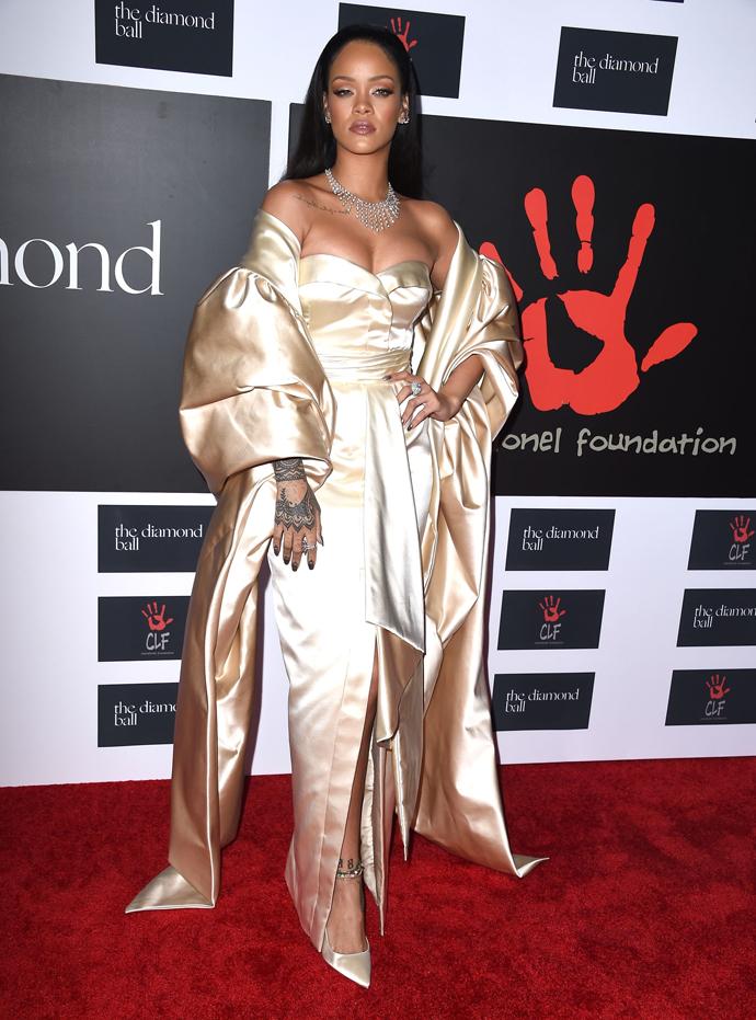 Рианна в Dior Couture