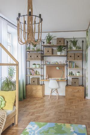 Солнце мое! Лучшие решения для детских от российских дизайнеров (фото 9)