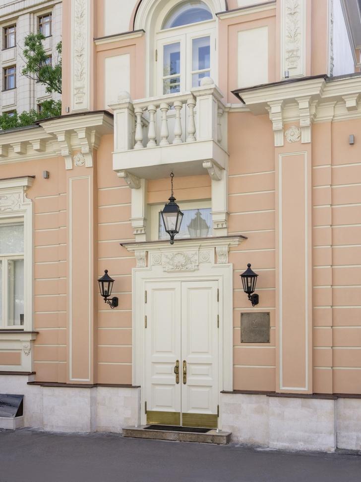 Невозможная роскошь: городской особняк как стиль жизни (фото 1)
