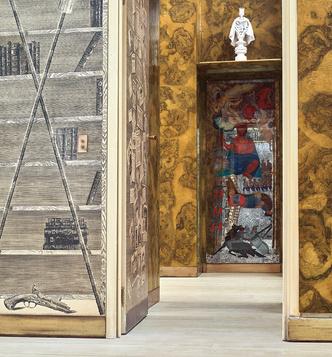 «Дом Фантазий» Джо Понти  1950-х на аукционе Phillips London (фото 6.1)