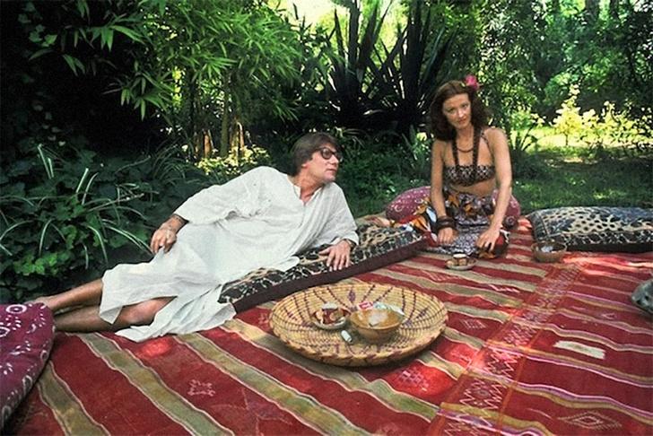 Оазис в пустыне: на вилле Ива Сен-Лорана в саду Мажорель (фото 1)