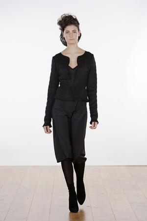 Показы мод Rochas Осень-зима 2009-2010 | Подиум на ELLE - Подиум - фото 3115