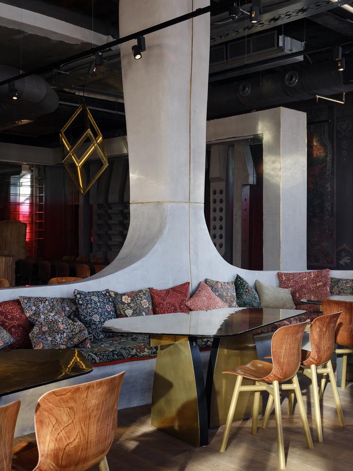 Ресторан «Горыныч»: проект Натальи Белоноговой (фото 9)
