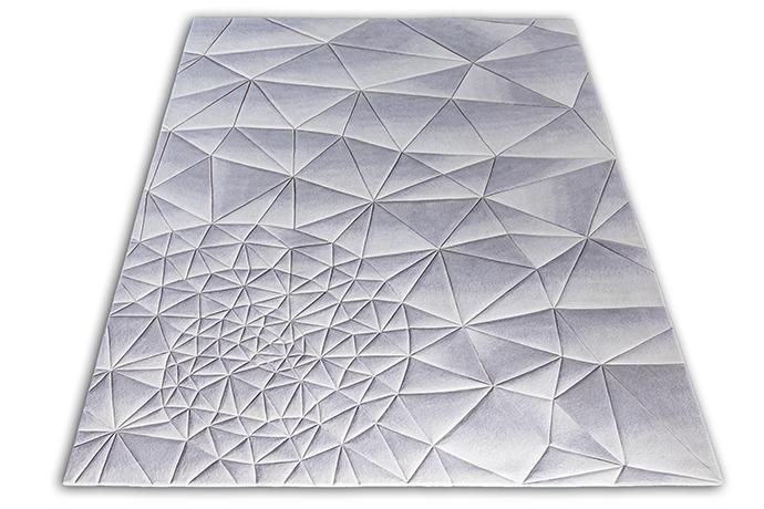 Дизайнер Микаэла Шляйпен представила новую коллекцию ковров | галерея [1] фото [4]