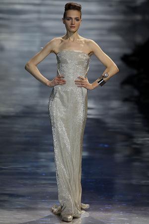 Показ Armani Prive коллекции сезона Весна-лето 2010 года Haute couture - www.elle.ru - Подиум - фото 138162