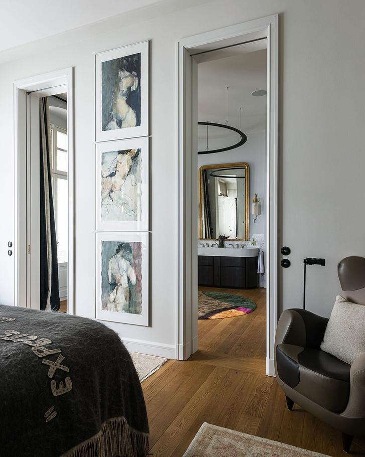 Традиции и современность: квартира в Берлине (фото 14)