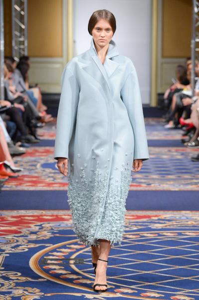 Показ осенне-зимней коллекции Ruban на Mercedes-Benz Fashion Week RussiaПоказ осенне-зимней коллекции Ruban на Mercedes-Benz Fashion Week Russia   галерея [2] фото [19]