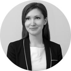 "Наталия Имаева, к.м.н., заведующая клиникой ""Лантан"" на ул. Барклая"