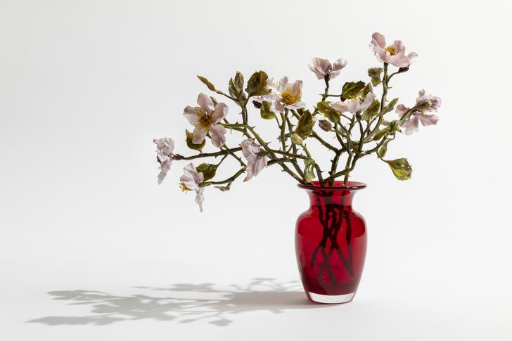 Цветы из стекла Лиллы Табассо (фото 2)