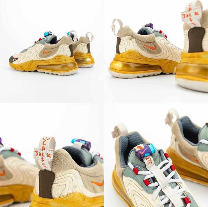 Кроссовки недели: первая коллаборация Трэвиса Скотта с Nike (фото 2)