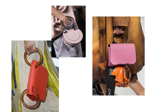 Модные тренды женских сумок (фото 9)