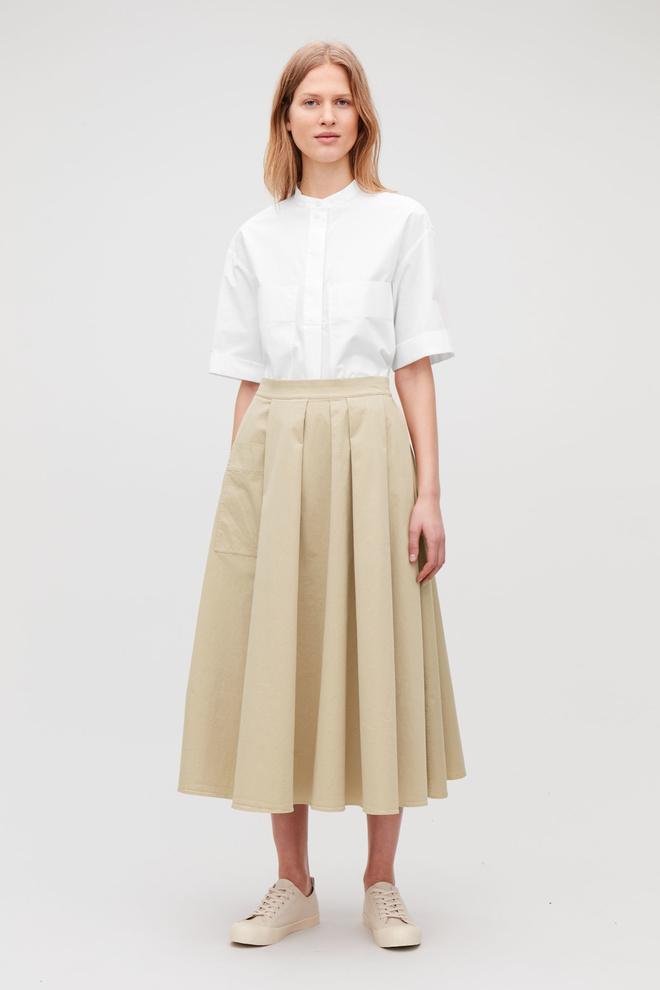 Какую юбку мы будем носить этим летом? Плиссированную! (фото 8)