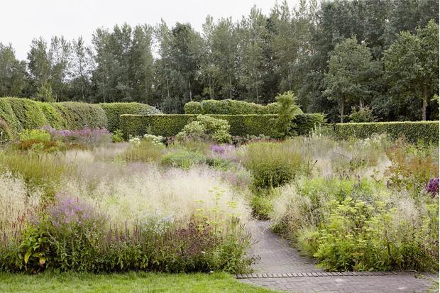 Сад ландшафтного дизайнера Пита Удольфа (фото 13)