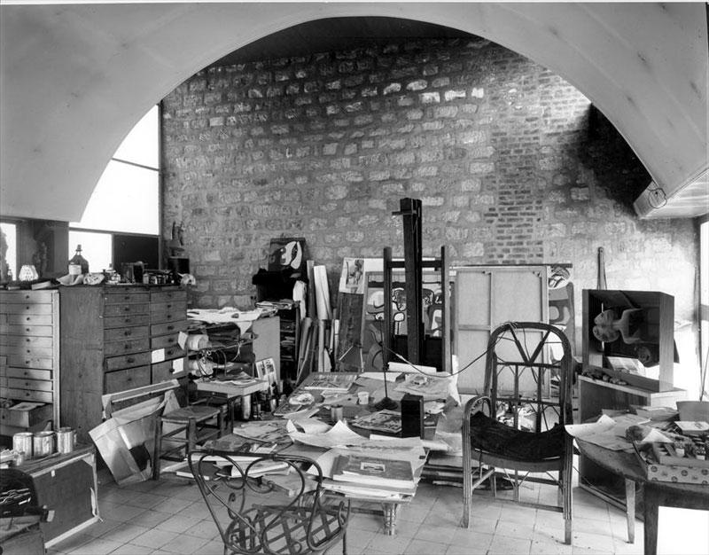 Студия Ле Корбюзье в Париже открылась после реставрации (галерея 5, фото 1)