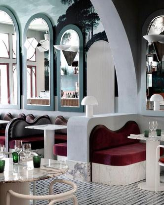 Новый отель по дизайну Доротеи Мейлихзон в Венеции (фото 13.2)