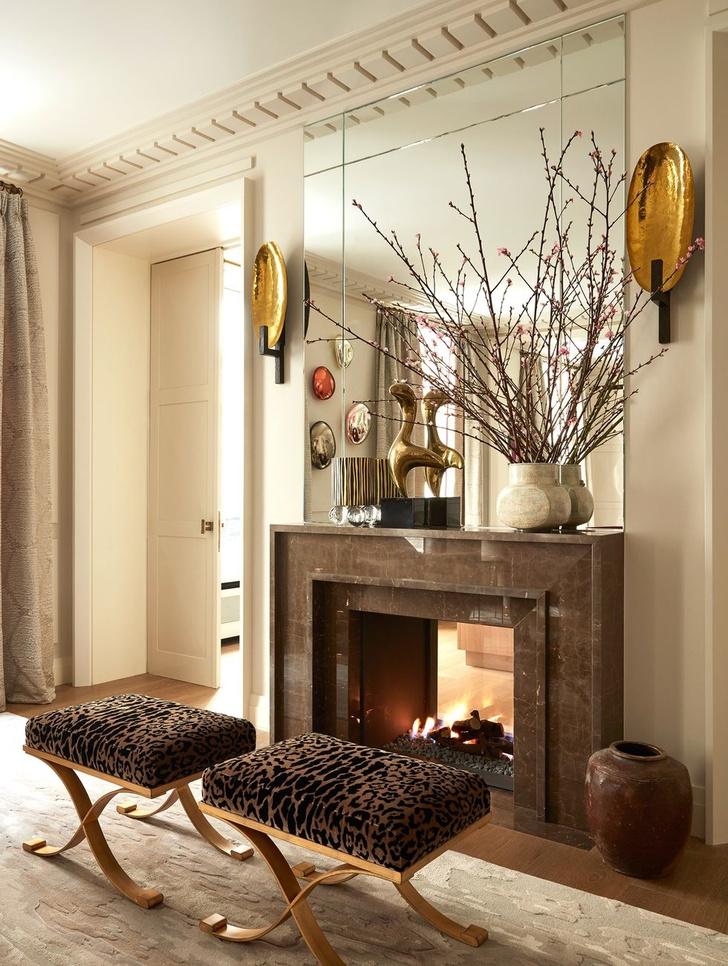 Новое прочтение: квартира 111 м² в Париже (фото 8)