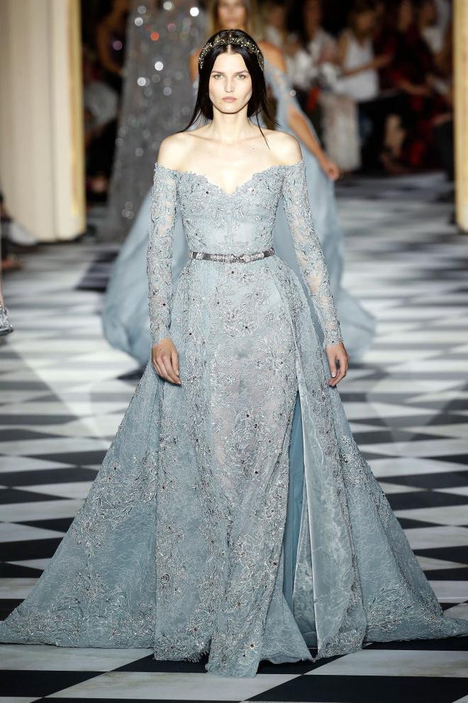 Великолепный век: 10 лучших платьев с показа Zuhair Murad (фото 3)