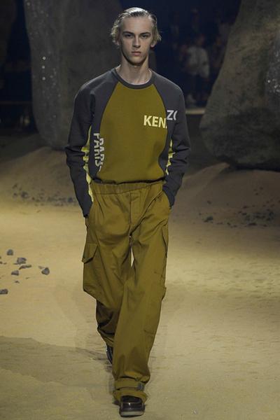 Неделя мужской моды в Париже: лучшие показы | галерея [5] фото [20]