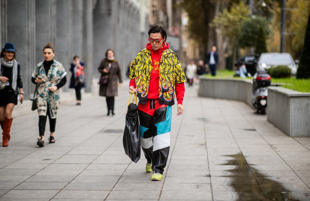 Мы не удержались: 18 стритстайл образов с Недели моды в Тбилиси (фото 2)