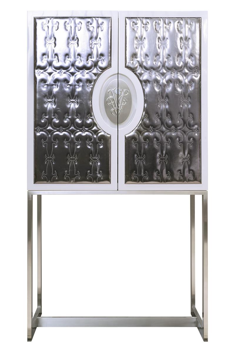 Бар-шкаф Daphne, дизайн Рoберто Лаццерони, Visionnaire, бутик Visionnaire Moscow, 15 415 у.е.