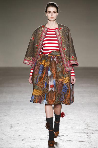 Неделя моды в Милане: день первый | галерея [1] фото [2]