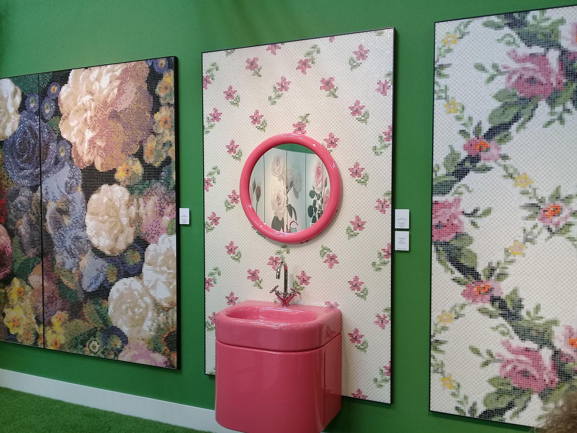15 новинок выставки Cersaie — керамика как искусство (галерея 10, фото 5)