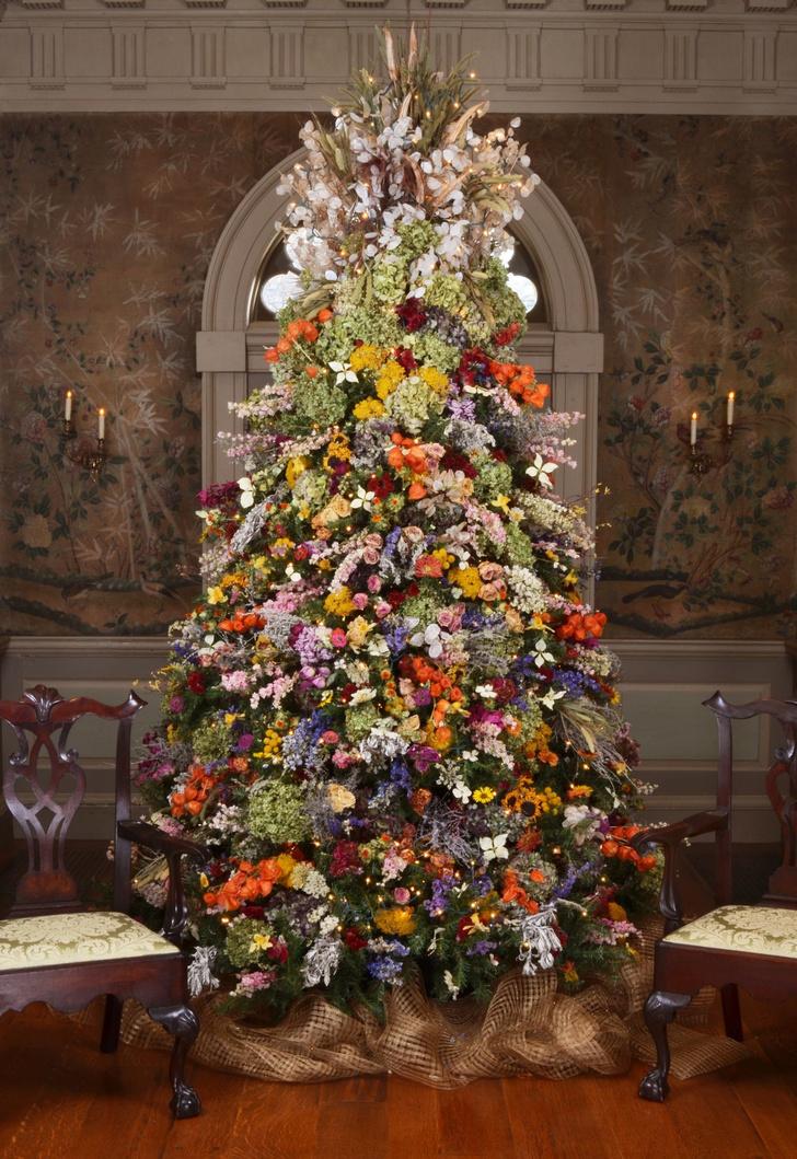 Елки зеленые! Актуальные идеи  новогоднего декора (фото 3)