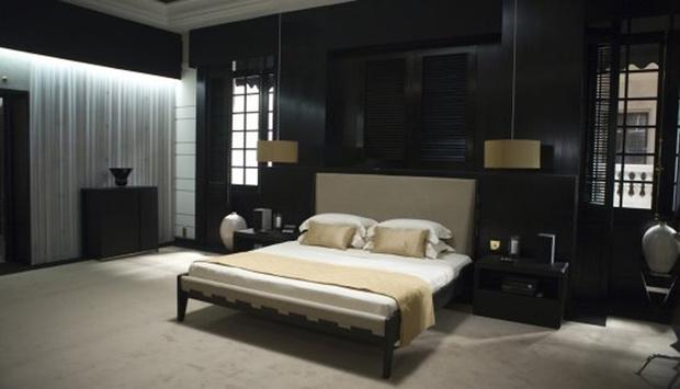 голивудские спальни (фото 1)