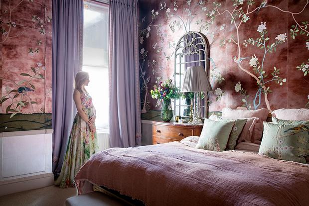 Дом Сесил Гурне: вальс цветов (фото 1)