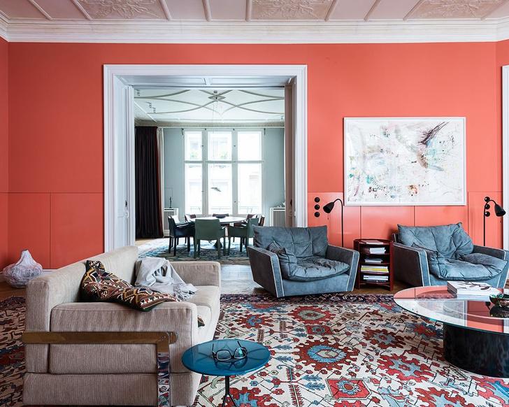 Традиции и современность: квартира в Берлине (фото 5)