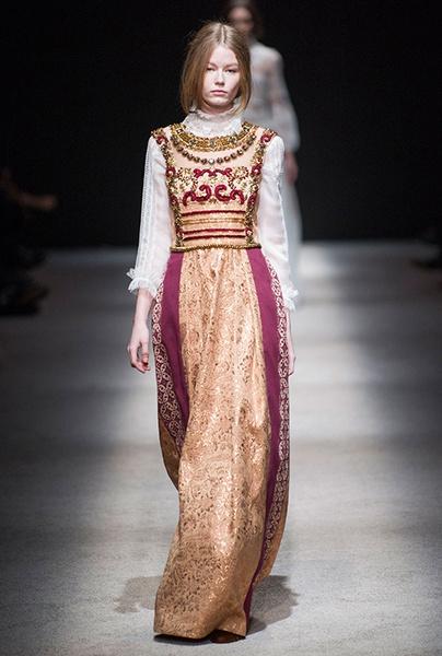 Неделя моды в Милане: день первый | галерея [2] фото [2]