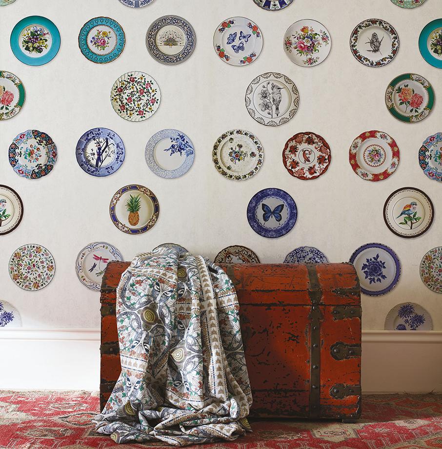 Английские традиции: 50 лет фабрике Osborne & Little (галерея 8, фото 0)