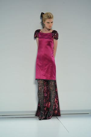 Показ  коллекции сезона Осень-зима 2009-2010 года Haute couture - www.elle.ru - Подиум - фото 87227