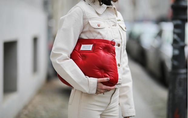Крупным планом: сумка-подушка Maison Margiela (фото 3)