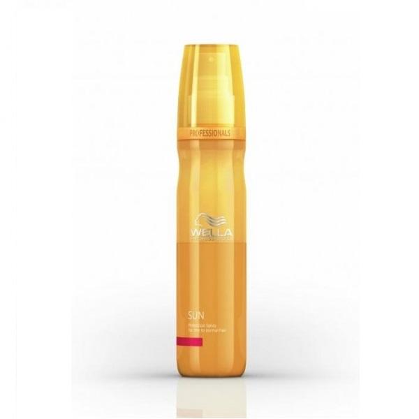 Защита для волос от солнца и соленой воды