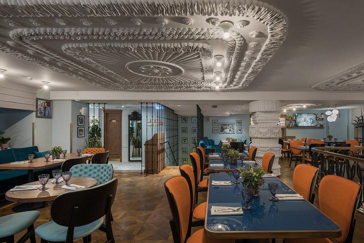 Кафе-гостиная «Гретель» в Москве (фото 8)