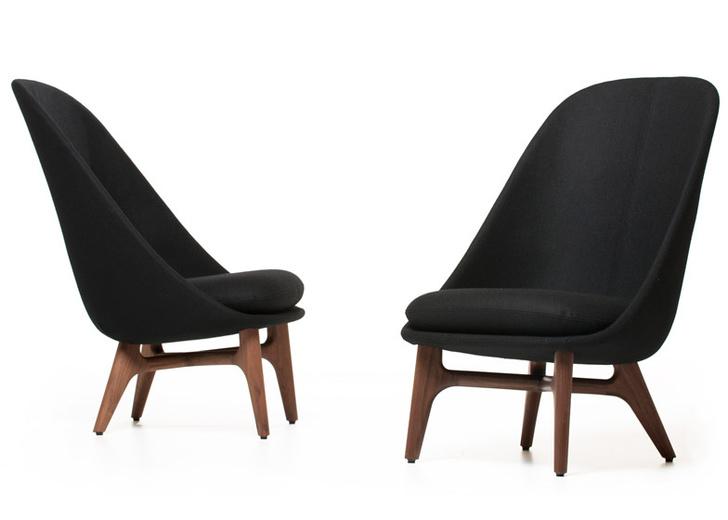 Кресла 751 Solo, De La Spada, дизайн студии Neri & Hu
