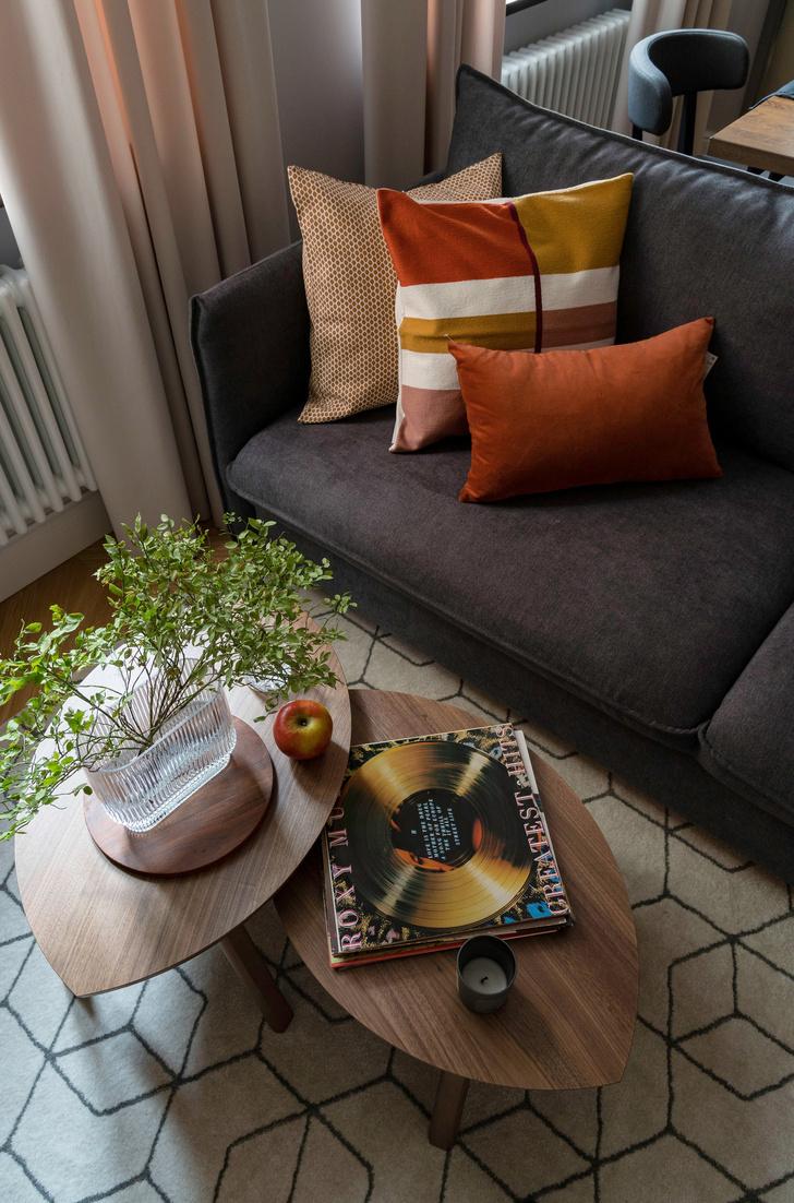 Современная квартира 75 м² для молодой девушки (фото 0)