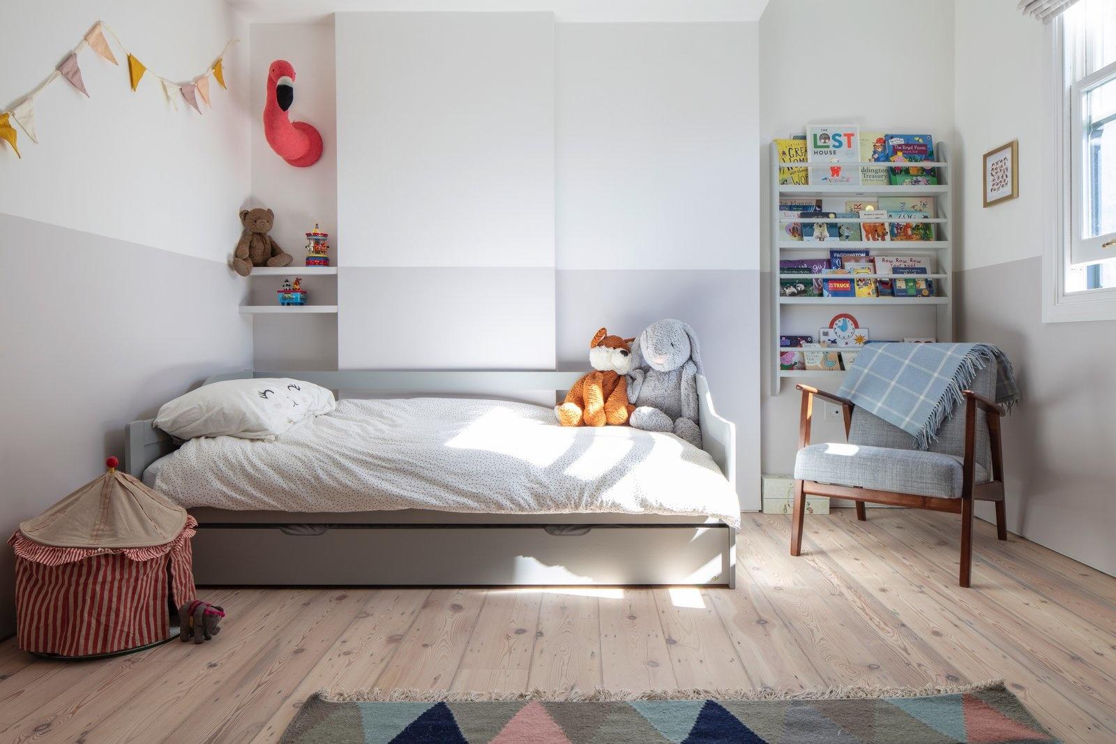 Комната подростка: 20 ярких примеров (галерея 1, фото 4)