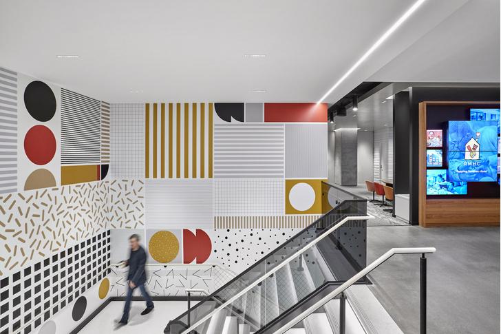 Новая штаб-квартира McDonald's в Чикаго (фото 0)