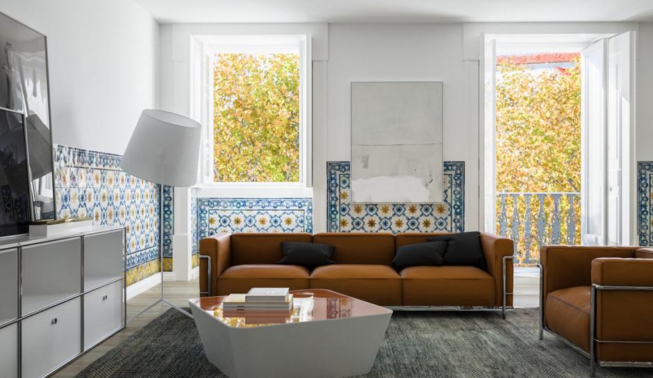 В гостях у Майкла Фассбендера: новый дом звезды в Португалии | галерея [1] фото [14]