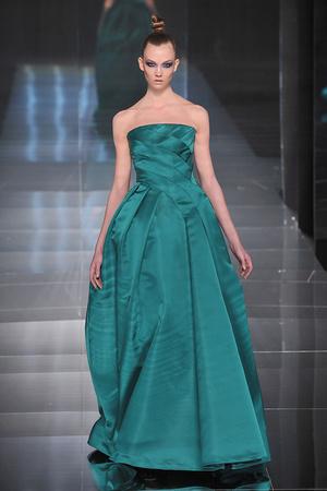 Показ Valentino коллекции сезона Весна-лето 2009 года Haute couture - www.elle.ru - Подиум - фото 86966