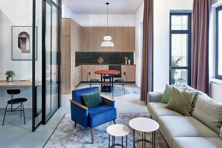 Квартира 99 м²: проект Леры Бруминой (фото 2)